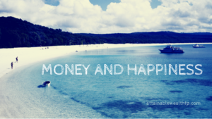 Spend well, be happy.
